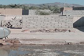 ساخت یک کلاسه درس روستای رمش