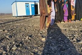 کمپین ساخت مدرسه دو کلاسه