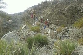 کمپین آبرسانی به روستای ذرتی