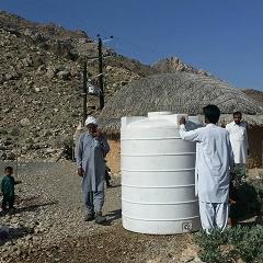 اجرای پروژههای آبرسانی به روستاهای سیستان و بلوچستان