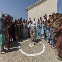 ساخت دو باب مدرسه در روستاهای محروم سیستان و بلوچستان