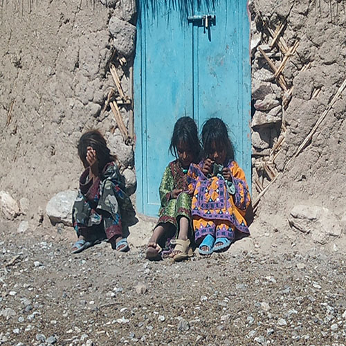 محرومیت ها به روایت تصویر و قلم